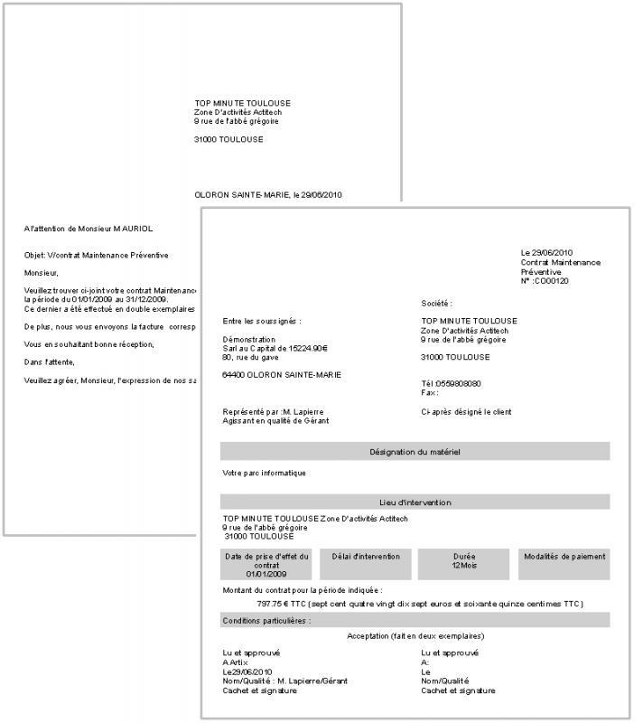 Cito contrat cito sav for Exemple contrat entretien espaces verts